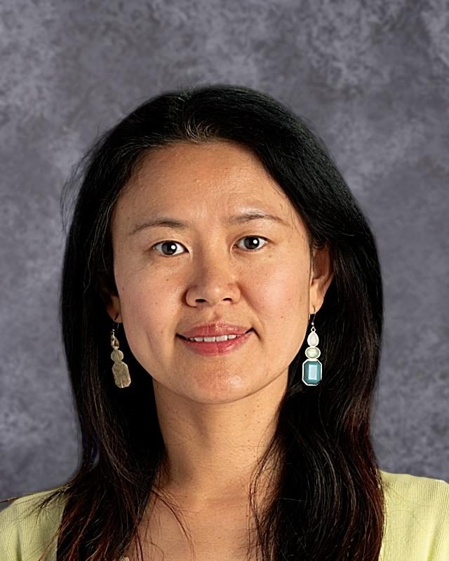 Jiefen Ding : Third Grade Chinese Language Teacher
