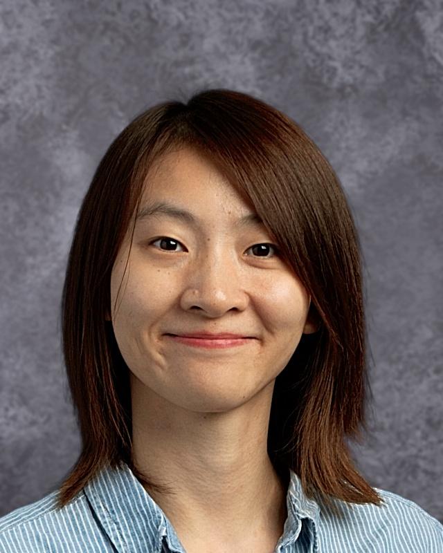 Xi He : Second Grade Chinese Language Teacher