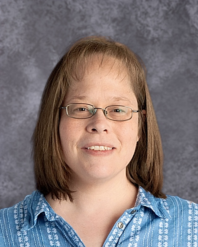 Stacey Larson : Second Grade Teacher