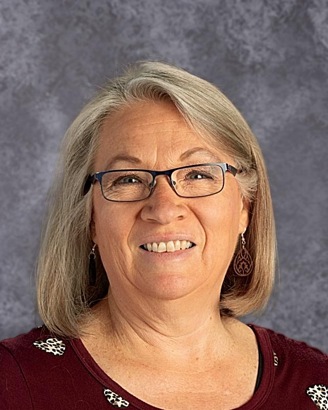 Janna Ross : Librarian
