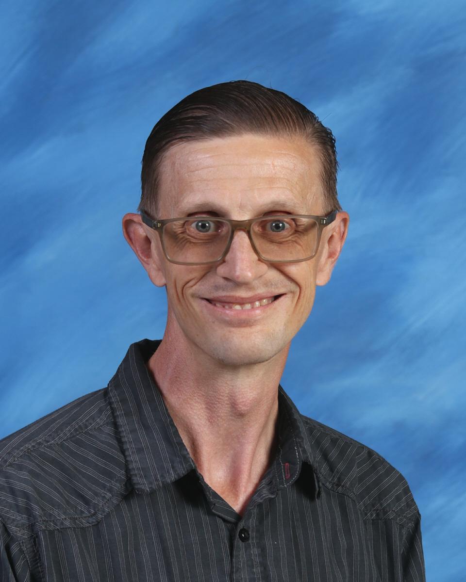 David Paystrup : Special Ed Teacher