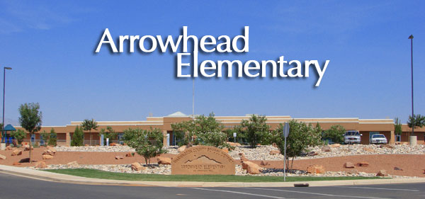 street view of the front of Arrowhead Elementary