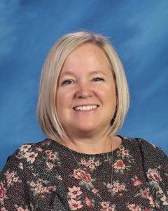 Cindy Chamberlain : Attendance Secretary