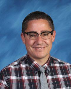 Mr. Jones : Third Grade Teacher