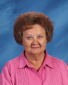 Mrs. Barton : Paraprofessional