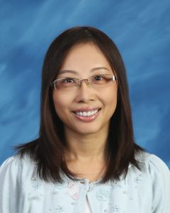 Ms. Kung : First Grade Teacher
