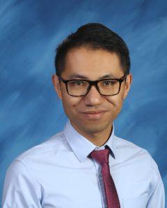 Mr. Wu : Fourth Grade Teacher