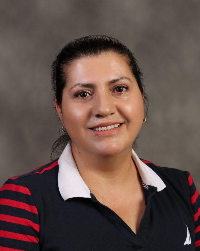 Christina Aguirre : Custodian