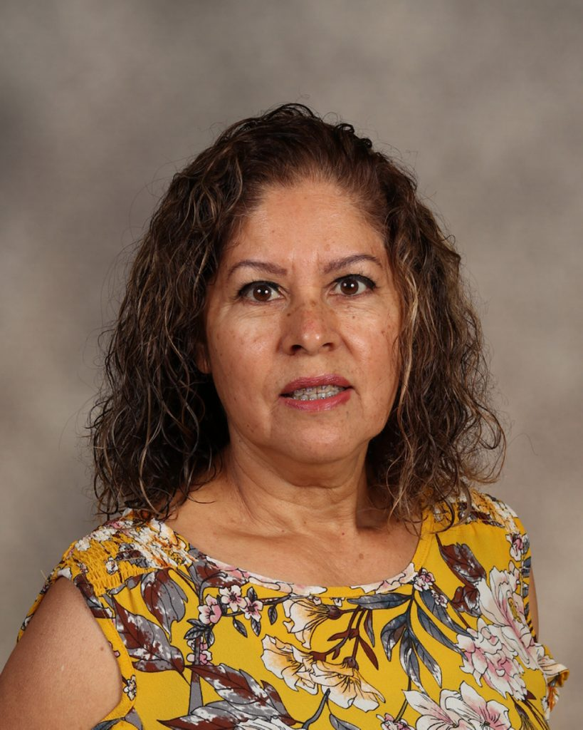 Irma Alverez : Custodian