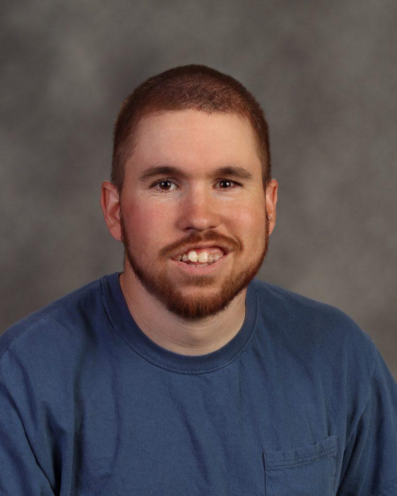 Dustin Ingram : Custodian