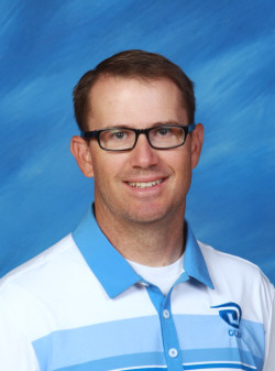 Jared Huddleston : Girls Golf Head Coach