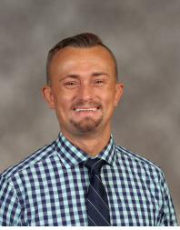 Brooks Bergeson : Assistant Principal