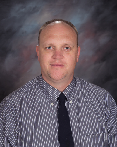 Mr. Henrie (Coach) : Counselor