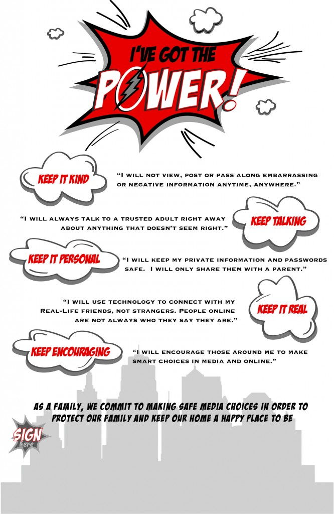 power pledge front