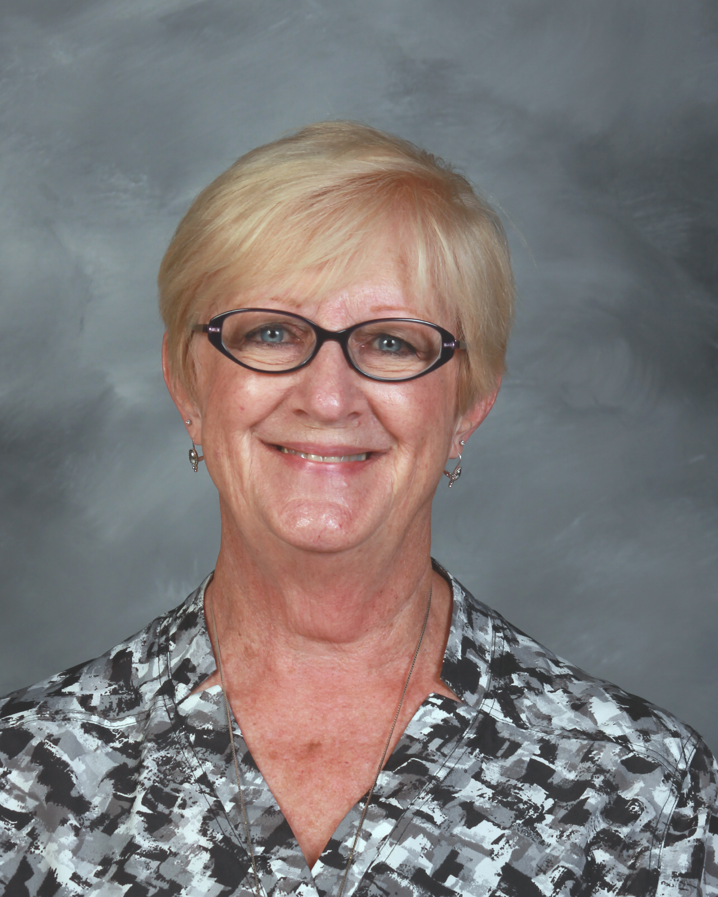 Margie Chamness : SPED Aide