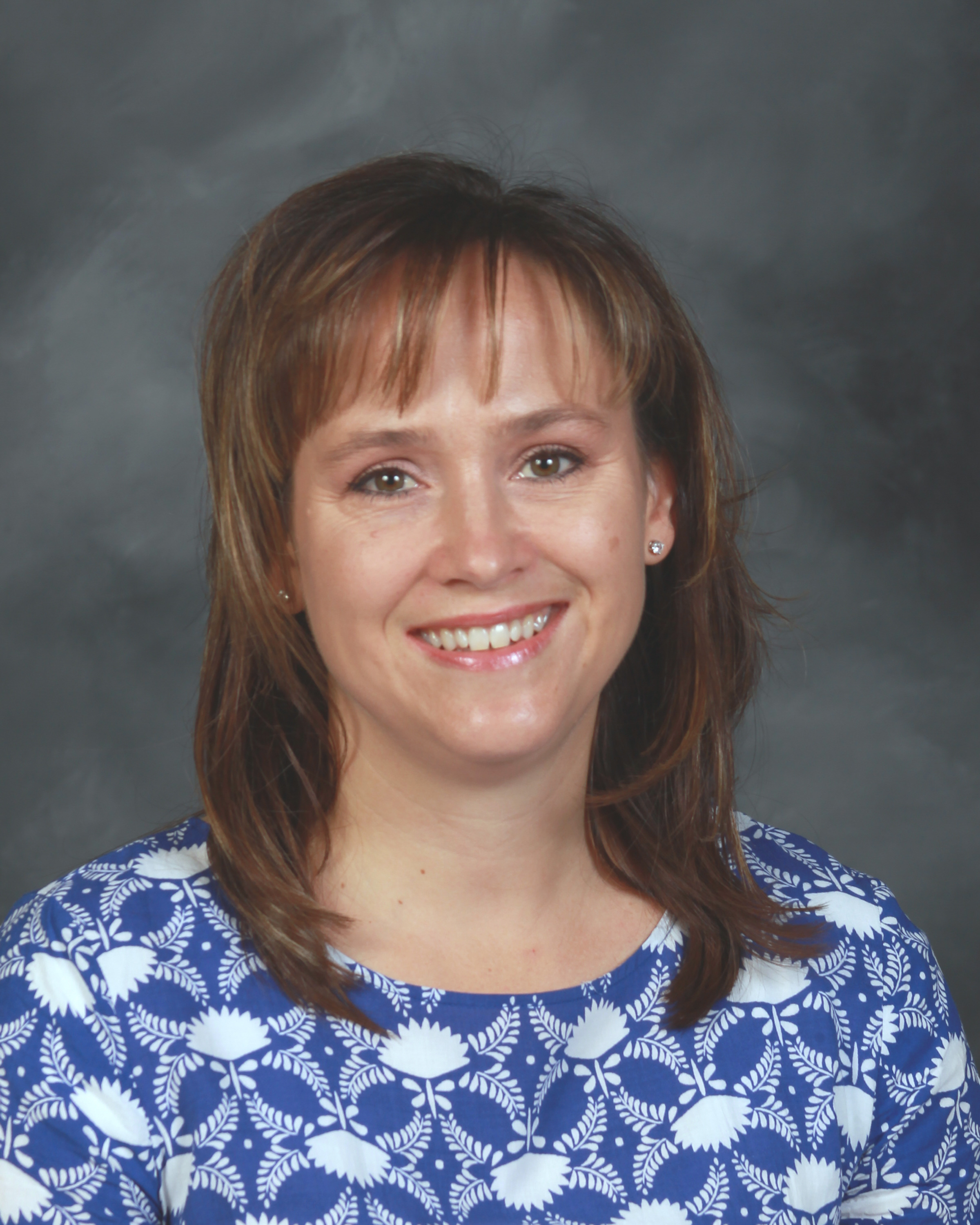 Angie McArthur : SPED Aide