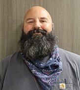 Doug Robertson : Custodial Staff