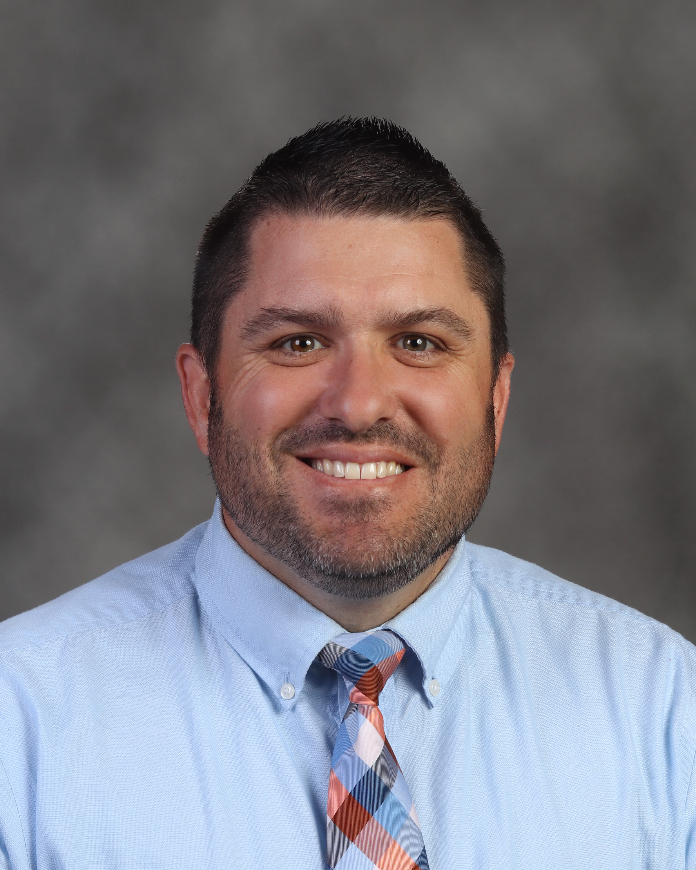 Kyle Campbell : Vice Principal, Athletic Director