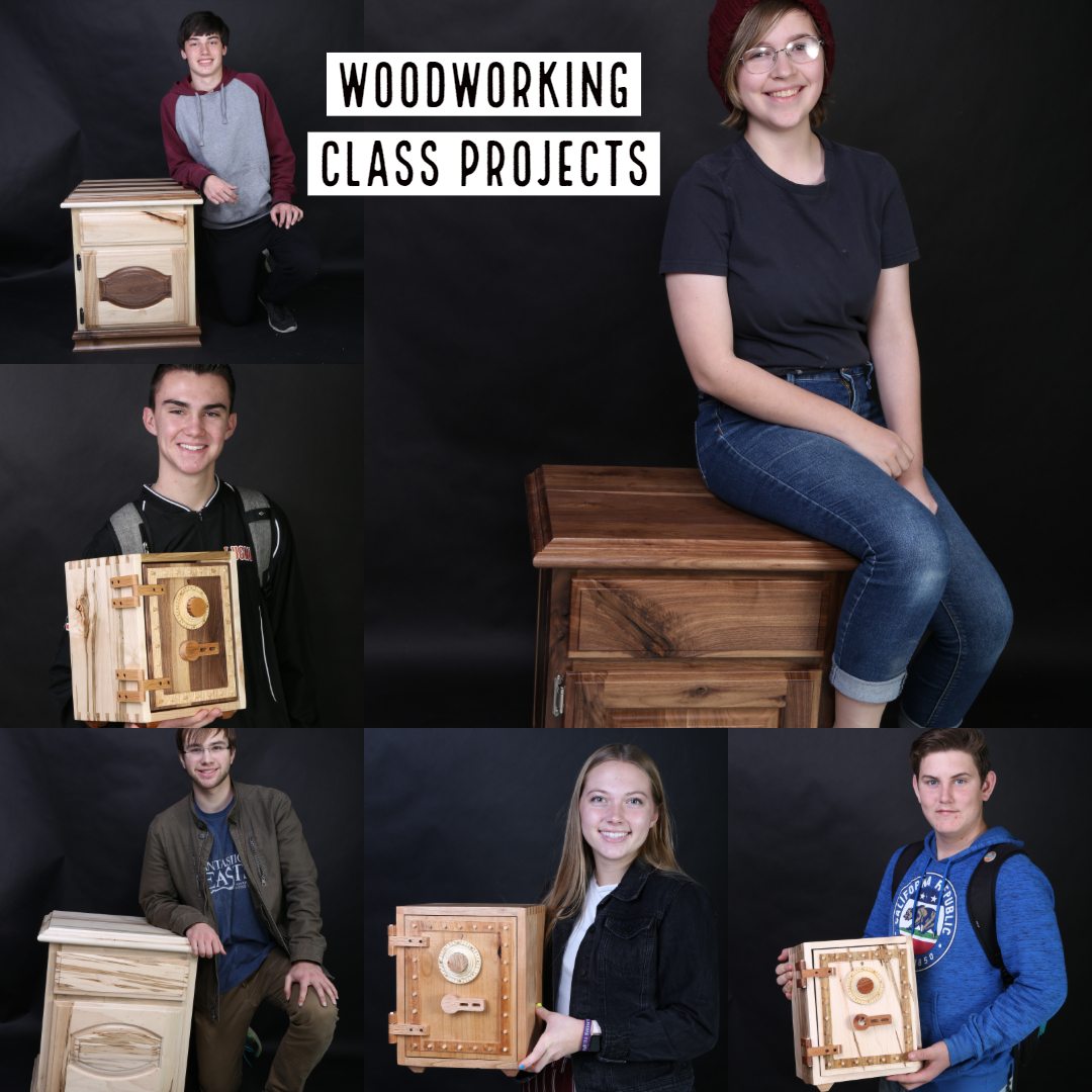 Woodworking Class Projects
