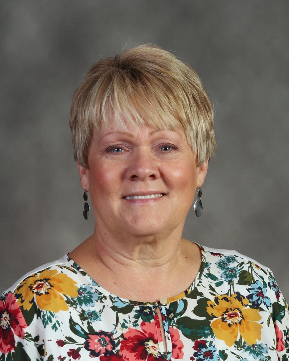 Julie Lewis : Attendance Secretary