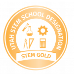 STEM Gold School Seal