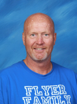 Burt Myers : Spanish / Physical Education Teacher