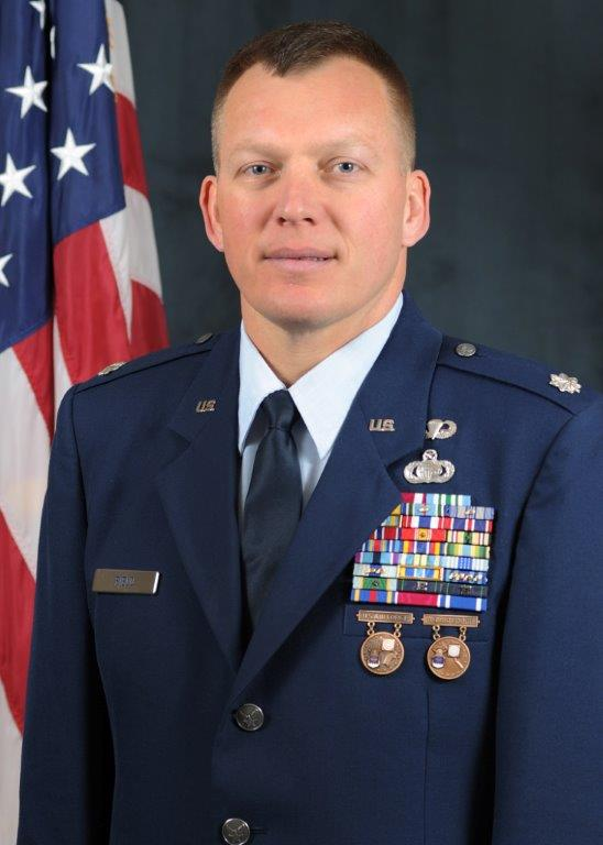 "Kenneth ""KO"" Field, Lt Col (ret), USAF : Senior Aerospace Science Instructor"