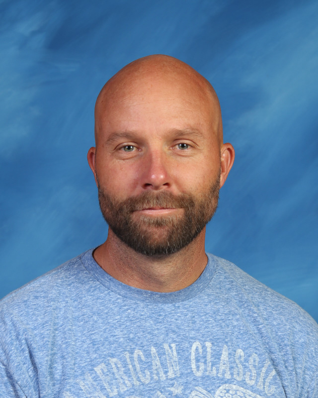Joe Randall : Phyiscal Education Teacher