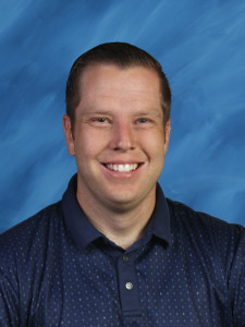 Jonathan Miller : Social Studies Department Head