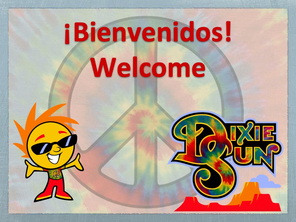 Welcome to Dixie Sun Image