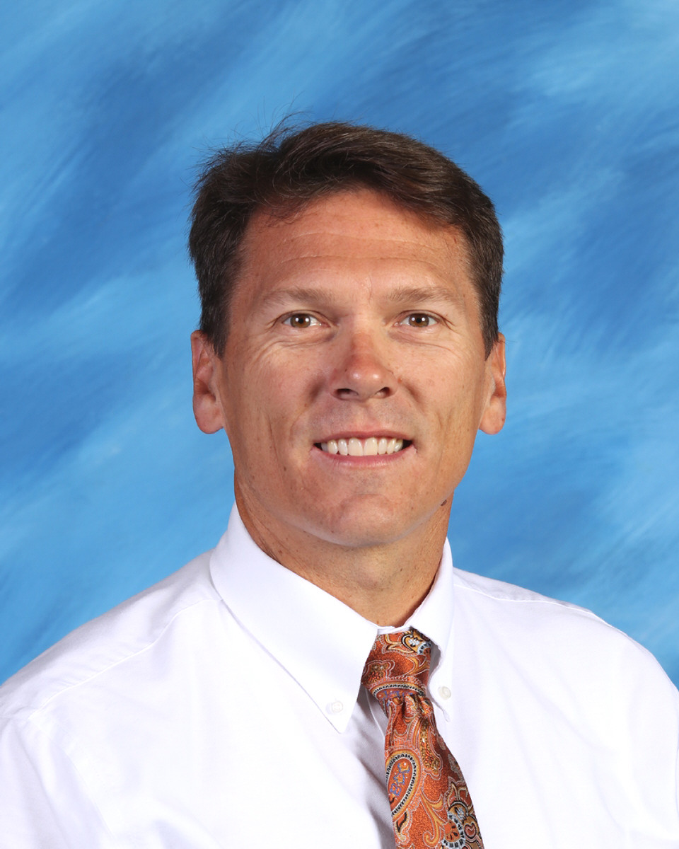 Paul Durrant : Science Teacher