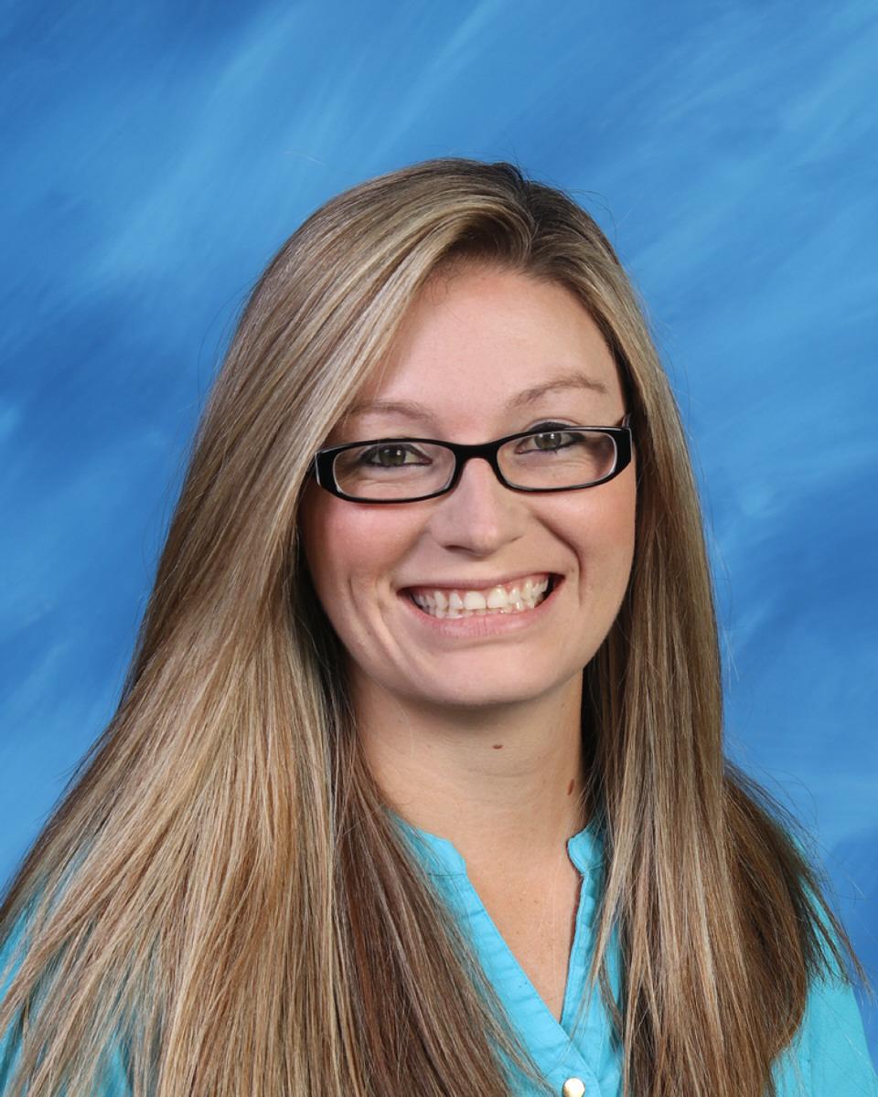 Crystal Eggen : Science Teacher
