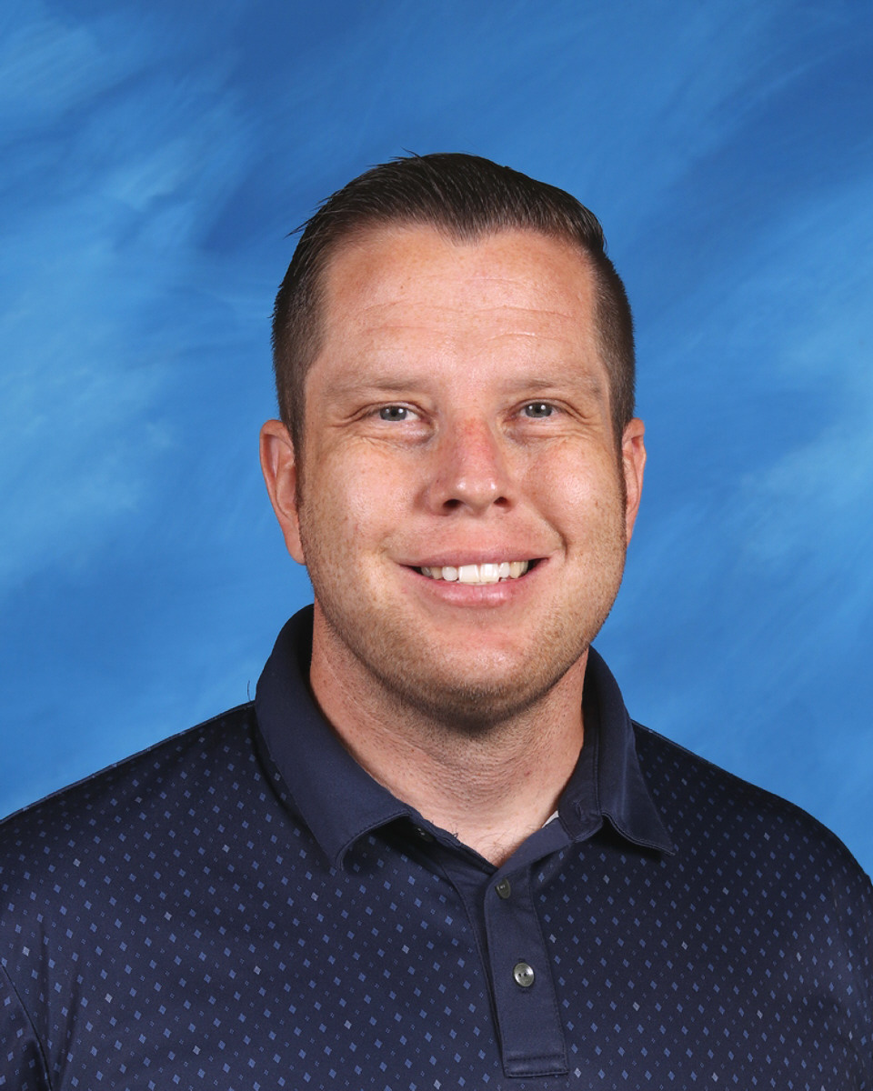 Jonathan Miller : Social Studies Department Head