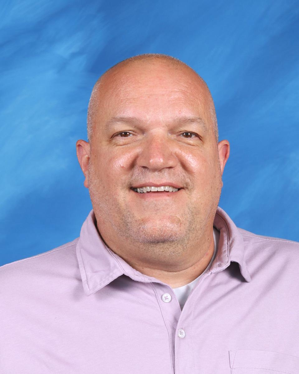Jon Stout : Language Arts Teacher