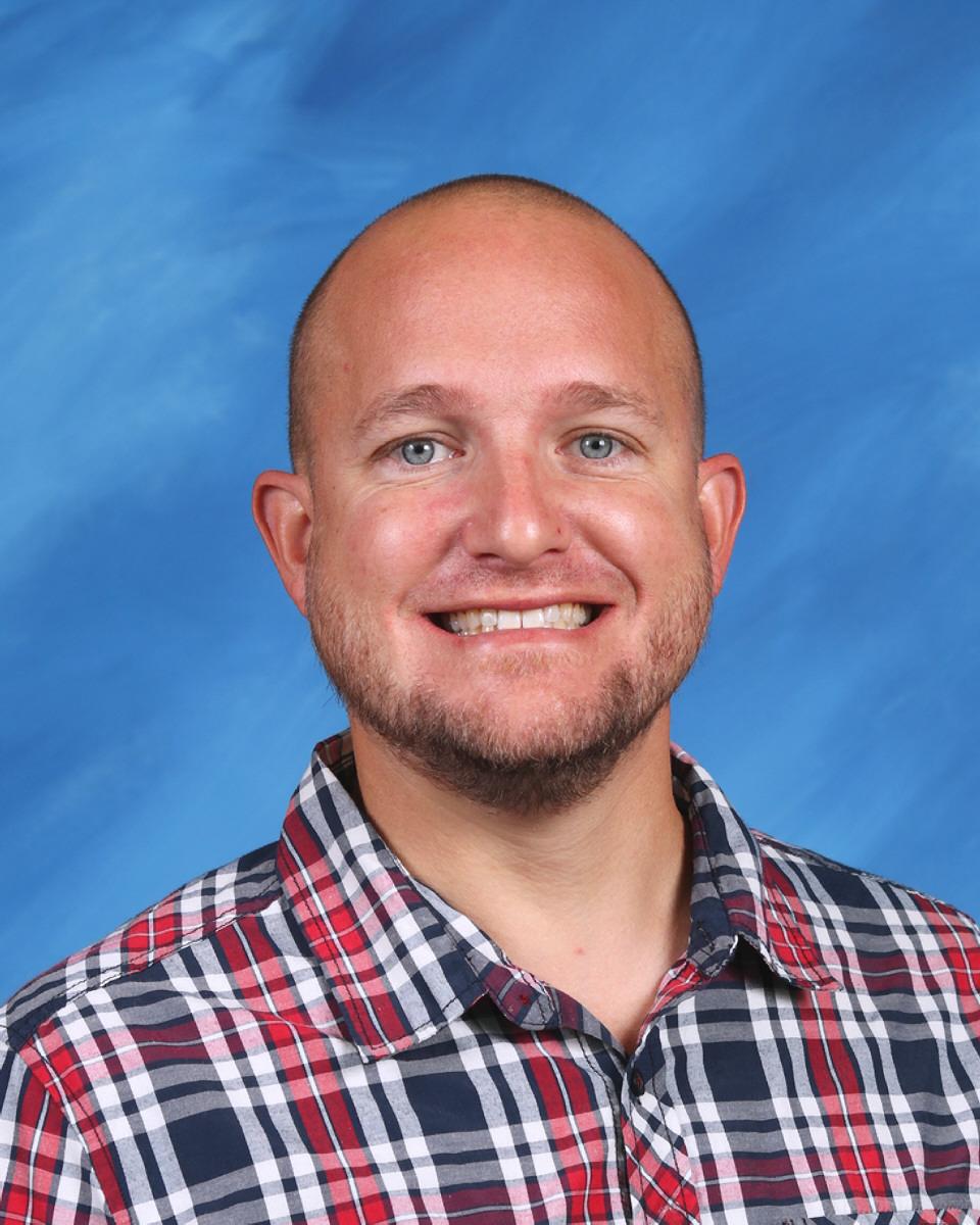Tyler Stull : CTE Teacher