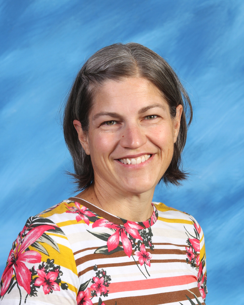 Jenny Walker : Mathematics Department Head