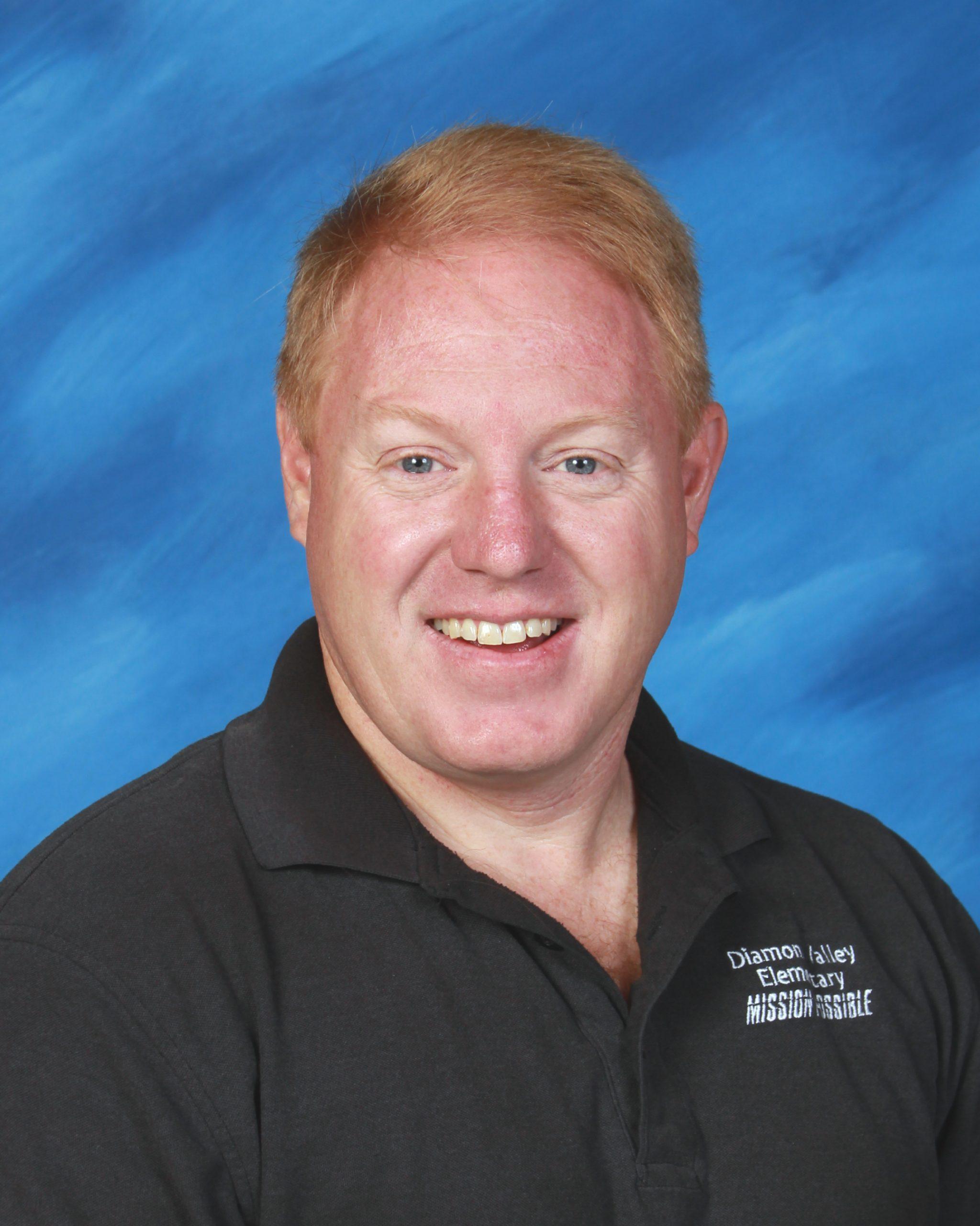 Jayson Marchant : Traditional Second Grade Teacher