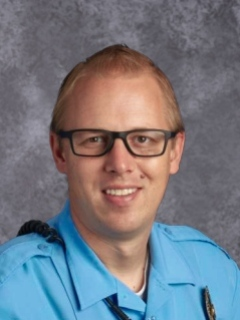 Officer Wittwer : School Resource Officer