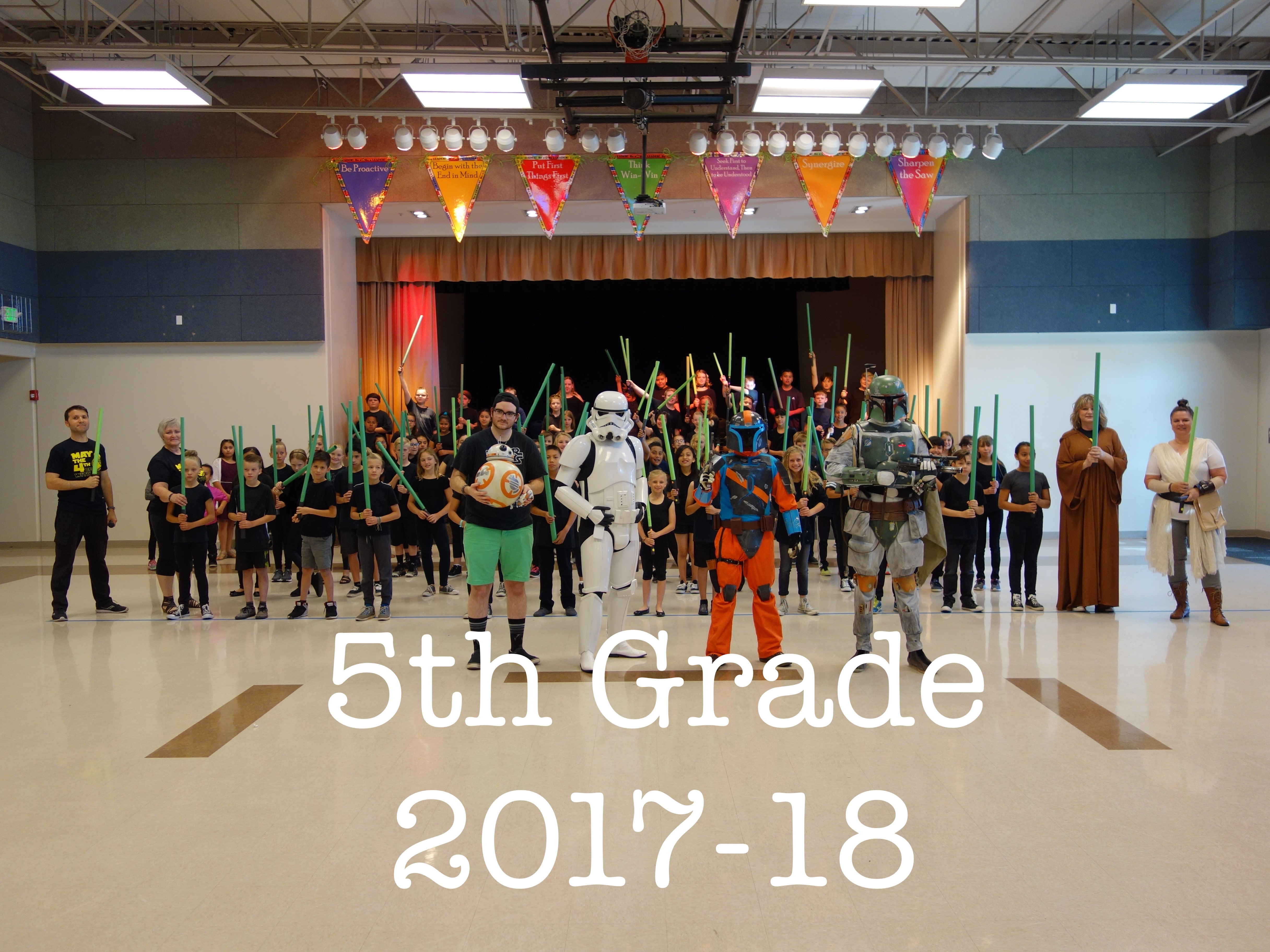 2017-18 5th grade students