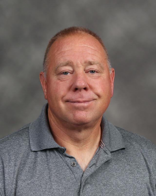 Trevor Humphries : Head Custodian