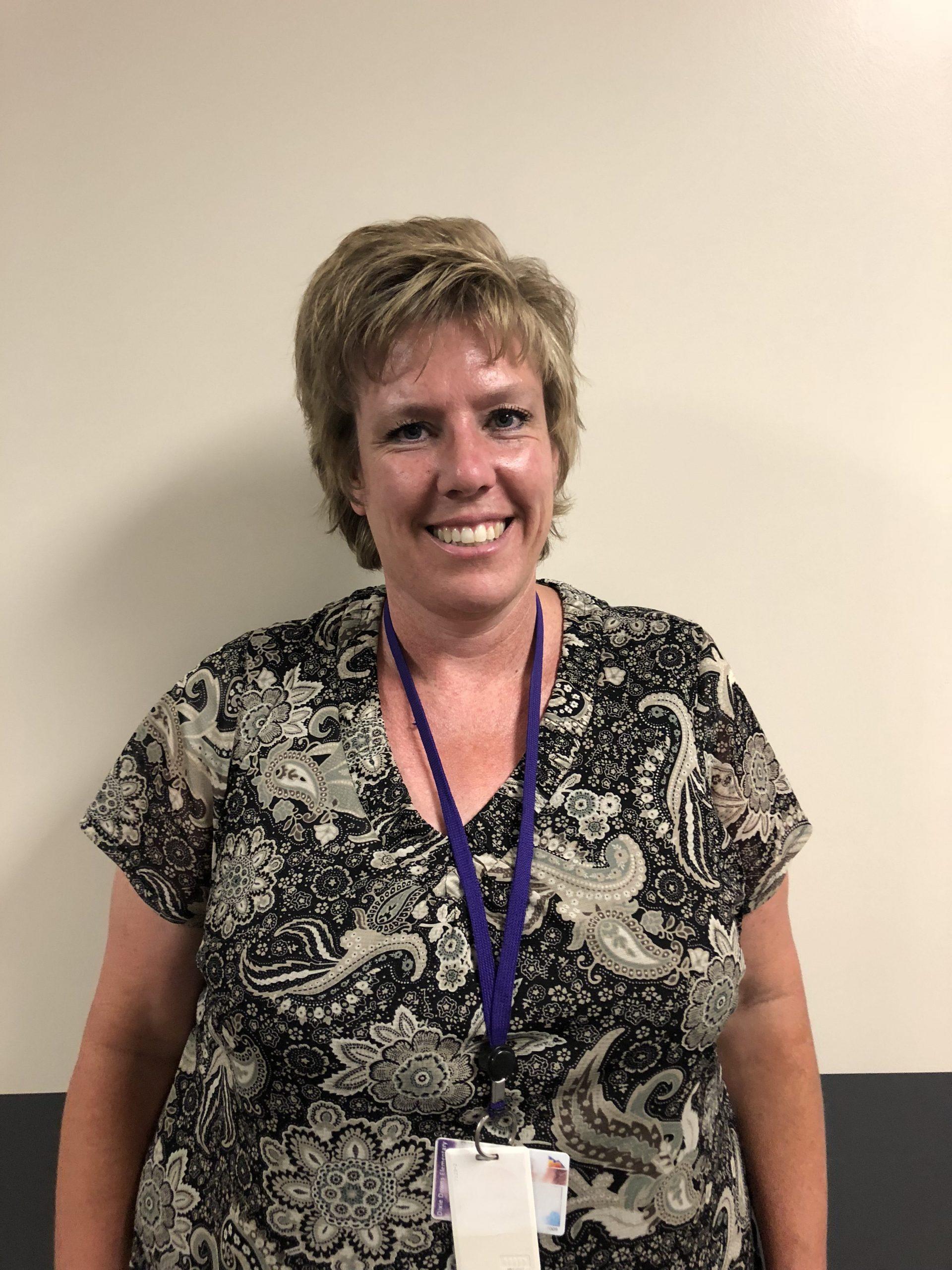 Pamela Nichols : Speech Teacher