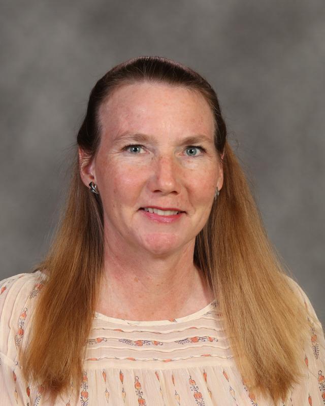 Mary Beranek : Librarian