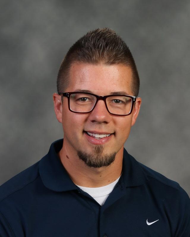 Shane Clay : PE Teacher