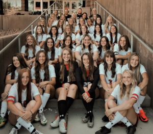 2019 Girls Soccer Team