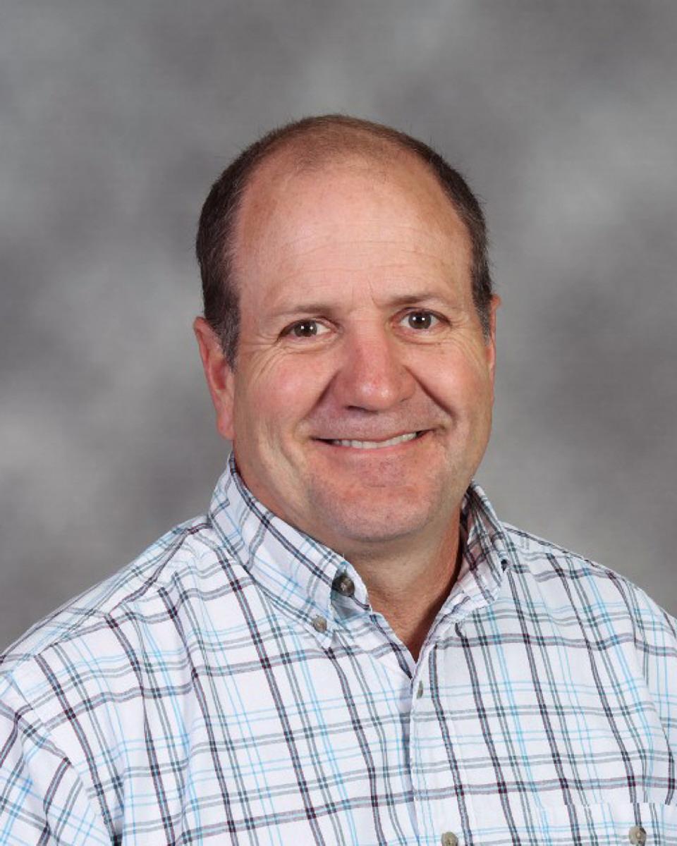 Keith Blake : Fifth Grade Teacher