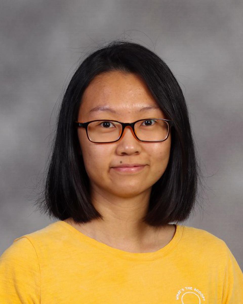 Dongshi Chen : Third Grade Teacher