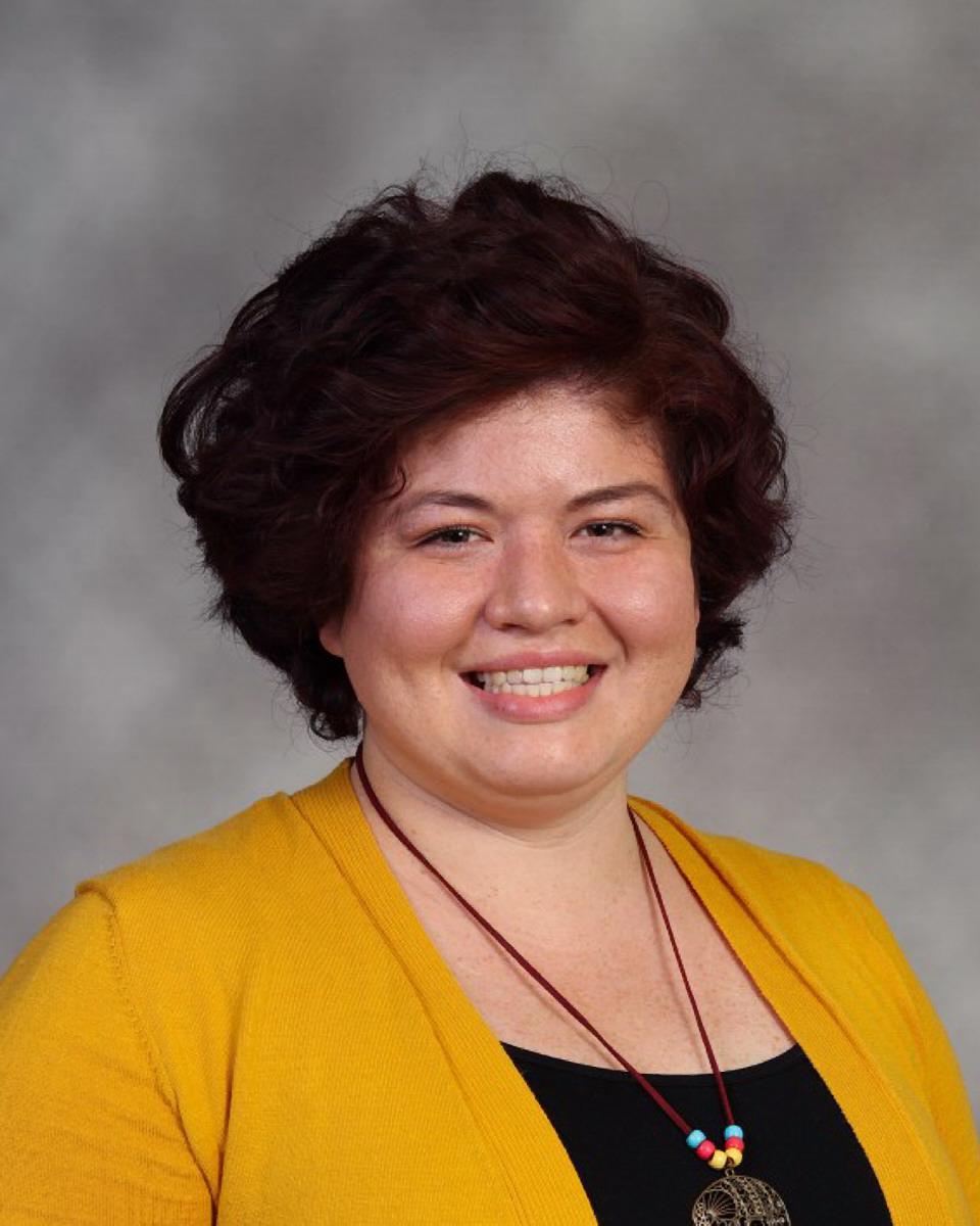 Corrina Hindes : Third Grade Teacher