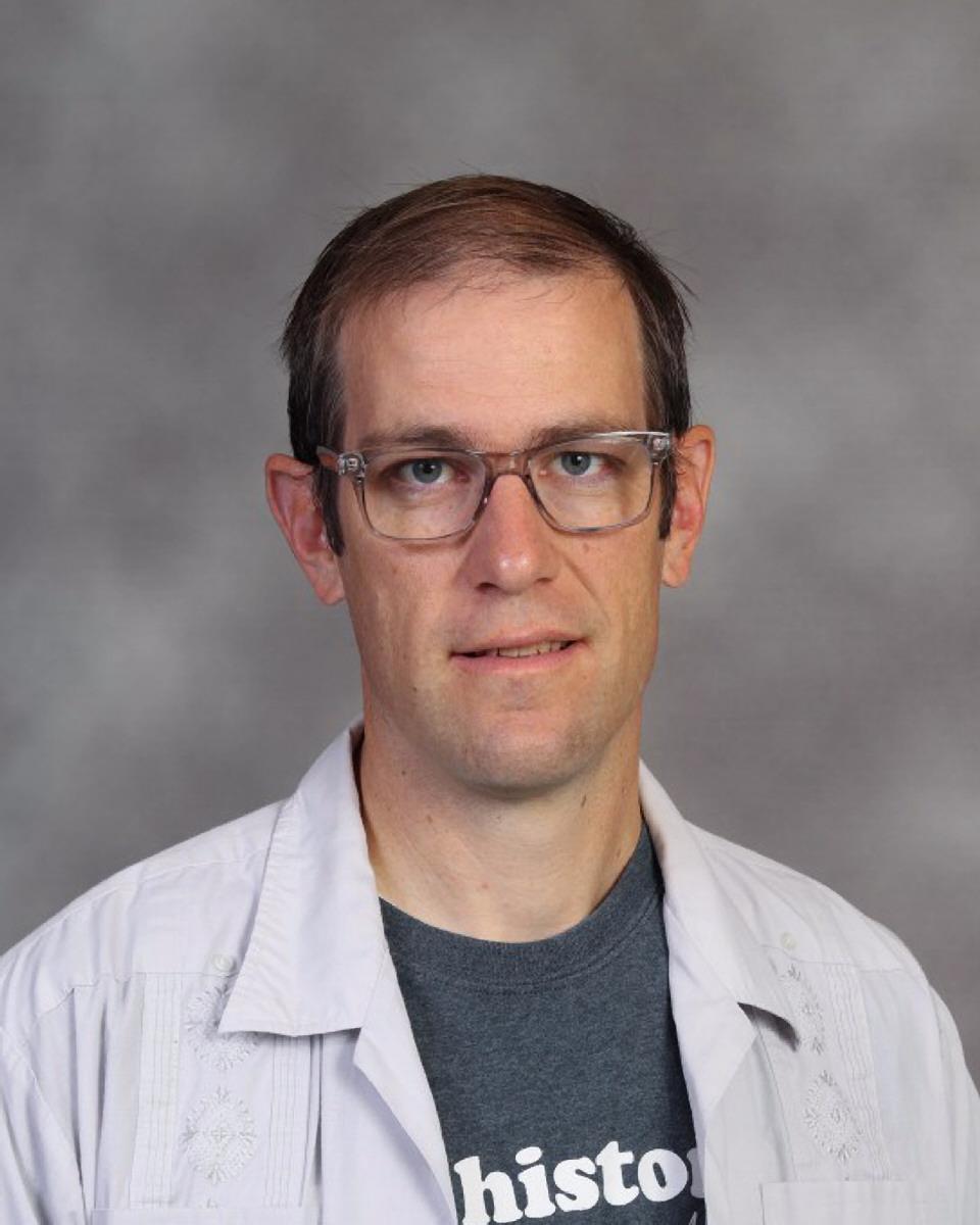 Mark Stocking : Fourth Grade Teacher