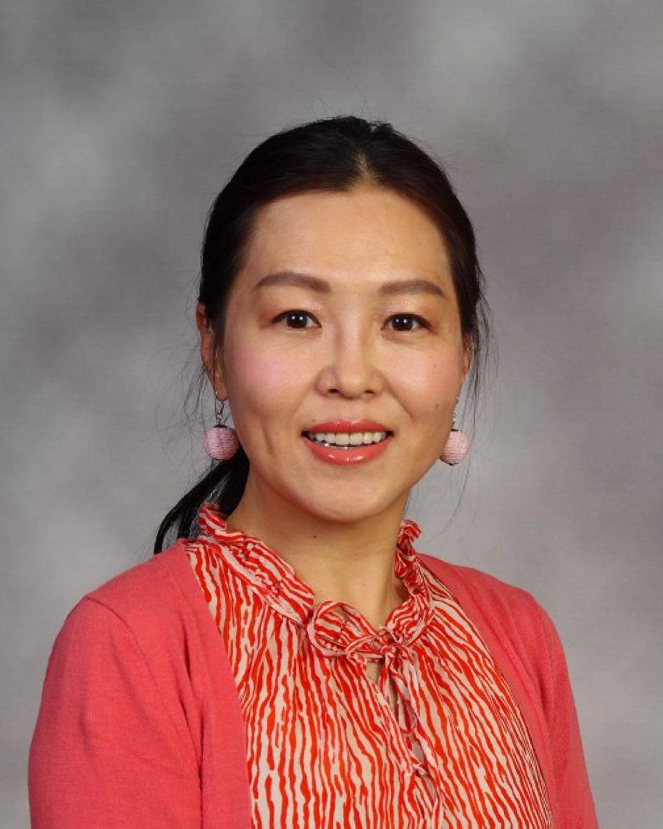 Bing Yang : Fifth Grade Teacher
