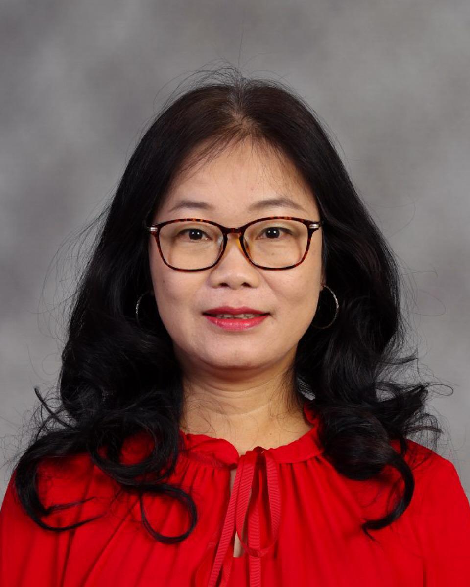 Maggie Yen : Second Grade Teacher